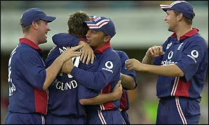 Hussain congratulates Anderson