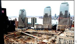 Ground Zero, World Trade Center