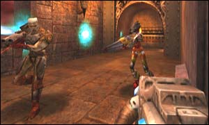 Quake III screenshot, Activision