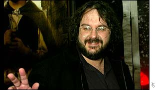 Lord of the Rings director Peter Jackson