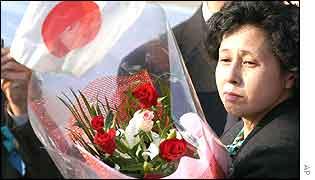 Kidnap victim Hitomi Soga
