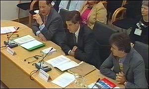 Audit committee panel