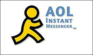 AOL Instant Messaging graphic