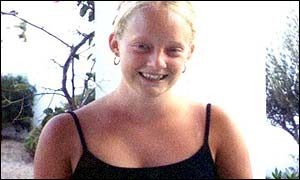 Danielle Jones, whose uncle Stuart Campbell was convicted of murder after sending himself fake texts from her
