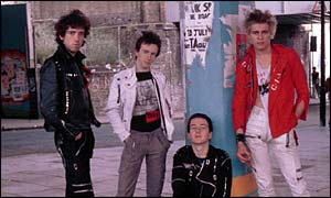 The Clash were one of the figureheads of the Punk movement