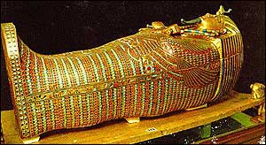 Tutankhamen's treasures