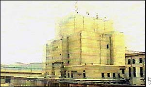 1992 photo of the Yongbyon nuclear plant