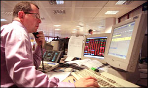Trader at NatWest stockbrokers