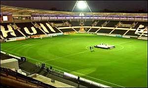 Hull City's brand new stadium