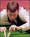 2002 UK Snooker Champion Mark Williams