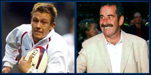 Jonny Wilkinson and Sam Torrance have both been honoured