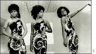Diana Ross was the leader of girl group The Supremes