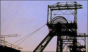 Polish mine