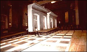 La Scala's stage today (photo from La Scala website)