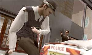 The Getaway screenshot, Sony