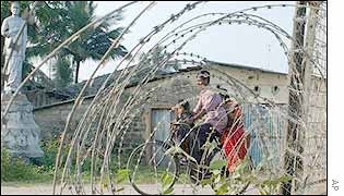Tamil family in high security Jaffna region