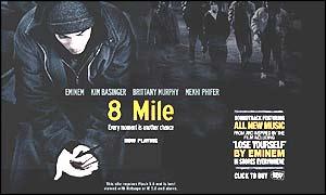 Promo for Eminem's