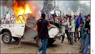 Riots in Patna