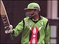 Vadher made a good impression at the 1999 World Cup