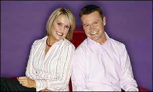Nicki Chapman and Robert Nisbet