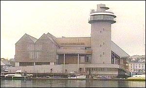 National Maritime Museum, Cornwall