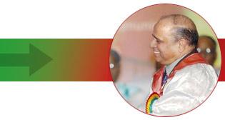 Isro chairman, Dr K Kasturirangan