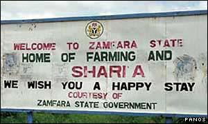 Zamfara state sign