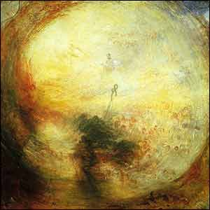 Turner's Light and Colour (Goethe's Theory): The Morning After the Deluge