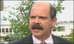 David Ervine said the governments were excluding him