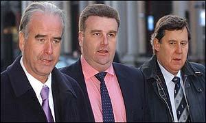 Tim Lamb, John Read and Michael Soper