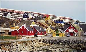 Greenland's capital, Nuuk