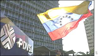 PDVSA headquarters