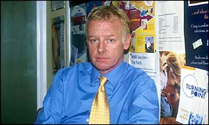 Les Dennis in Doctors