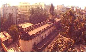 Dhaka church