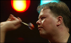Barneveld is hitting top form at The Lakeside