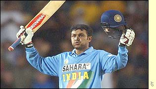 Without Sehwag, India would have lost by miles