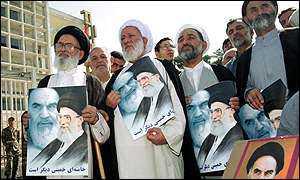 Iranian hardline clerics