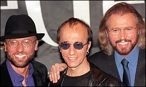 The Bee Gees - five decades of hits together