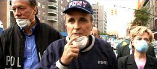 Rudy Giuliani, former New York mayor