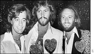 The Bee Gees face a huge gap with the death of Maurice Gibb