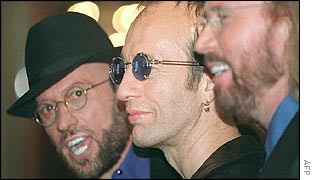 Tributes have poured in for Bee Gee Maurice Gibb