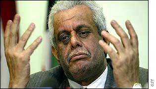 Opec's president, Abdullah bin Hamad Al Attiyah
