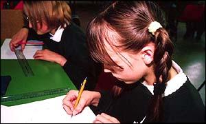 Child in class - generic