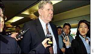 US envoy James Kelly