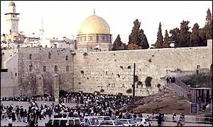 The Western Wall and Temple Mount/Haram al-Sharif