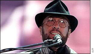 Maurice Gibb died after suffering a heart attack
