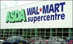 Asda Wal-Mart supercentre