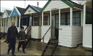 Southwold hut