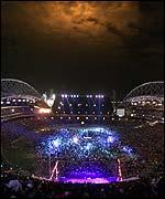 Sydney's Olympic Stadium