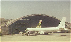 File photo of Beirut airport